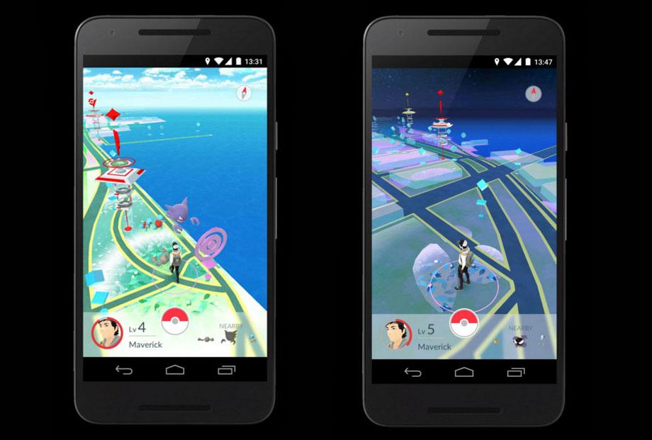 Pokémon Go GPS