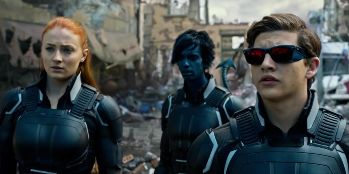 X-Men Apocalipsis Rondador Jean Ciclope