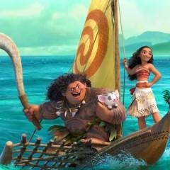 Vaiana (Moana) recibe críticas por el Maui
