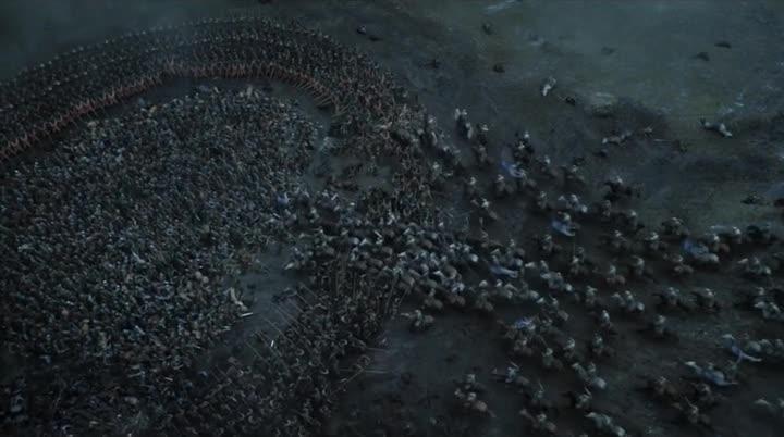 Juego de Tronos 6x09 Batalla Bastardos Invernalia Arryn