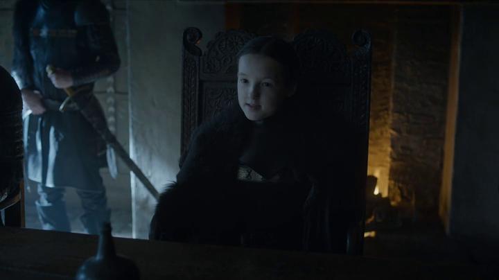 Juego de tronos 6x07 Lyanna Mormont