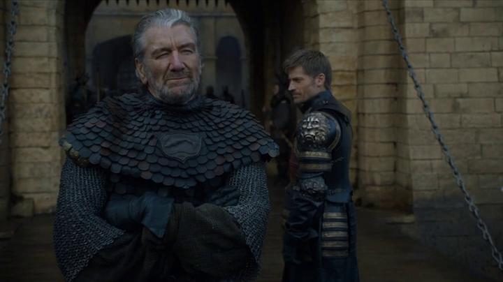 Juego de tronos 6x07 Pez Negro Jaime Lannister Aguasdulces