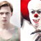 "Bill Skarsgård como Pennywise en el remake de ""It (Eso)"""