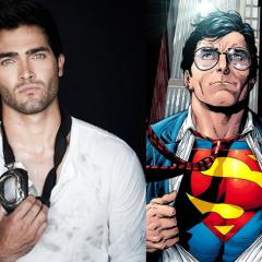 Tyler Hoechlin será Superman en Supergirl