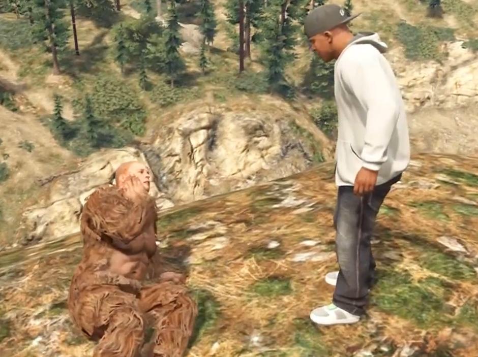 Bigfoot GTAV