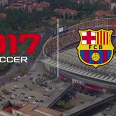 Konami, nuevo patrocinador del FC Barcelona