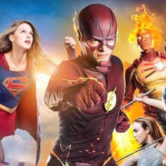 CW promociona sus series de superhéroes | Trailers