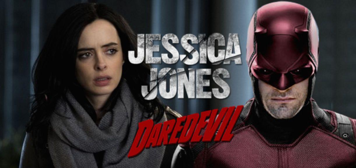 daredevil y JJ