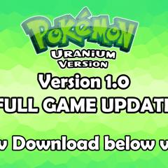 Pokémon Uranium: Los creadores retiran el juego
