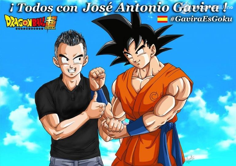 Dragon Ball Goku Gavira