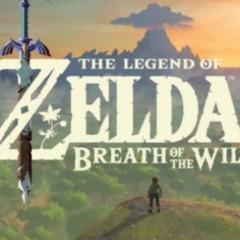 The Legend of Zelda: Breath of The Wild se alza como mejor juego de la Gamescon