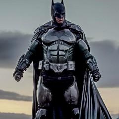 Batman : El brutal cosplay que logra un récord Guinness mundial
