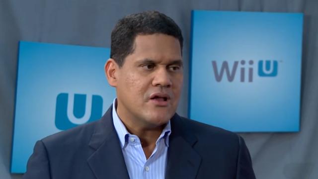 reggie-director de Nintendo América