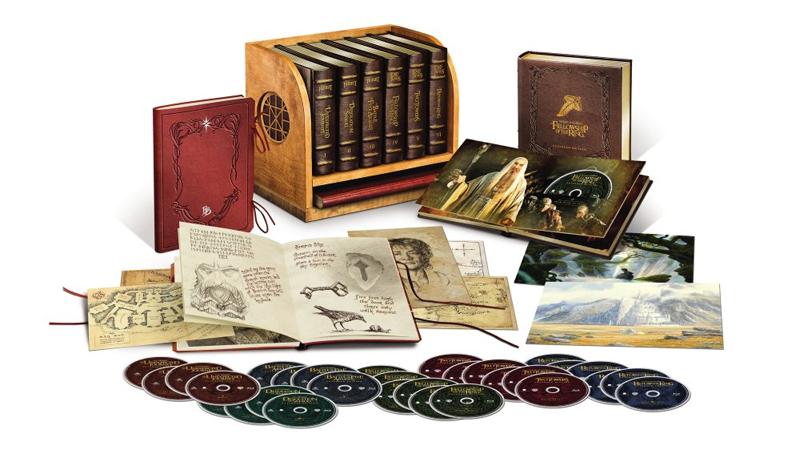 El-señor-de-los-anillos-hobbit-edicion-coleccionista