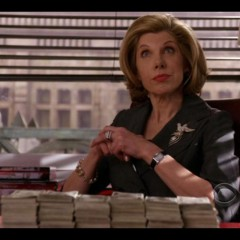 "Los King vuelven al universo de ""The good wife"""