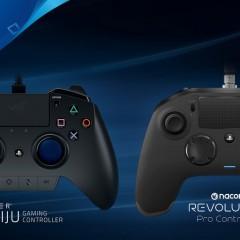 PS4: Anunciados nuevos mandos profesionales con licencia