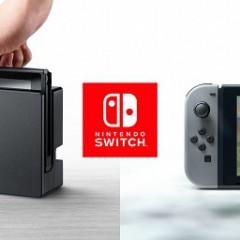 Nintendo presenta Nintendo Switch, su nueva videoconsola.