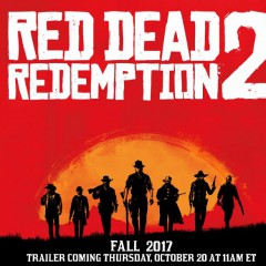Red Dead Redemption 2: Primer tráiler