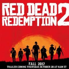 Red Dead Redemption 2: Primer tráiler