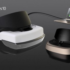 Microsoft VR: gafas de realidad virtual compatibles con Windows 10