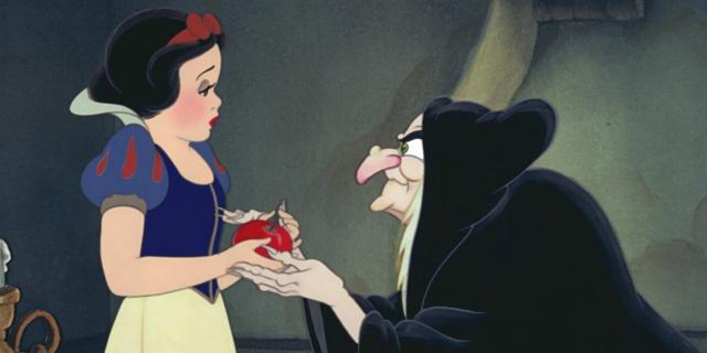 Blancanieves de Disney