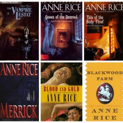 Hulu compra Las Crónicas Vampíricas de Anne Rice