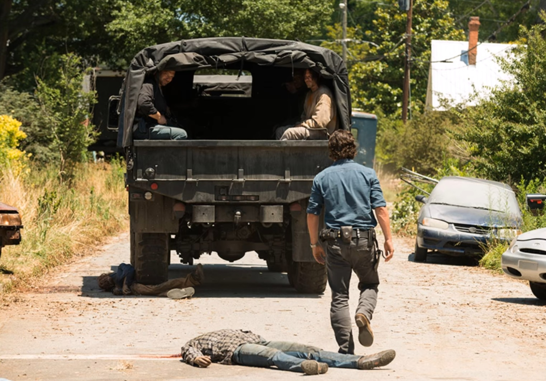 Rick The Walking Dead