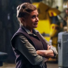 Veremos a Carrie Fisher en el Episodio VIII de Star Wars