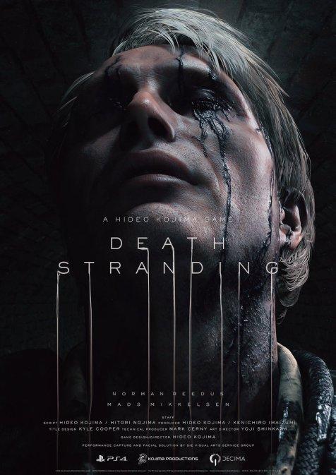 Death Stranding - Póster 2