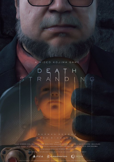 Death Stranding - Póster 1