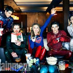 Arrowverso: mega crossover con Batwoman en Gotham