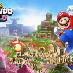 Super Nintendo tendrá un parque temático en Japón