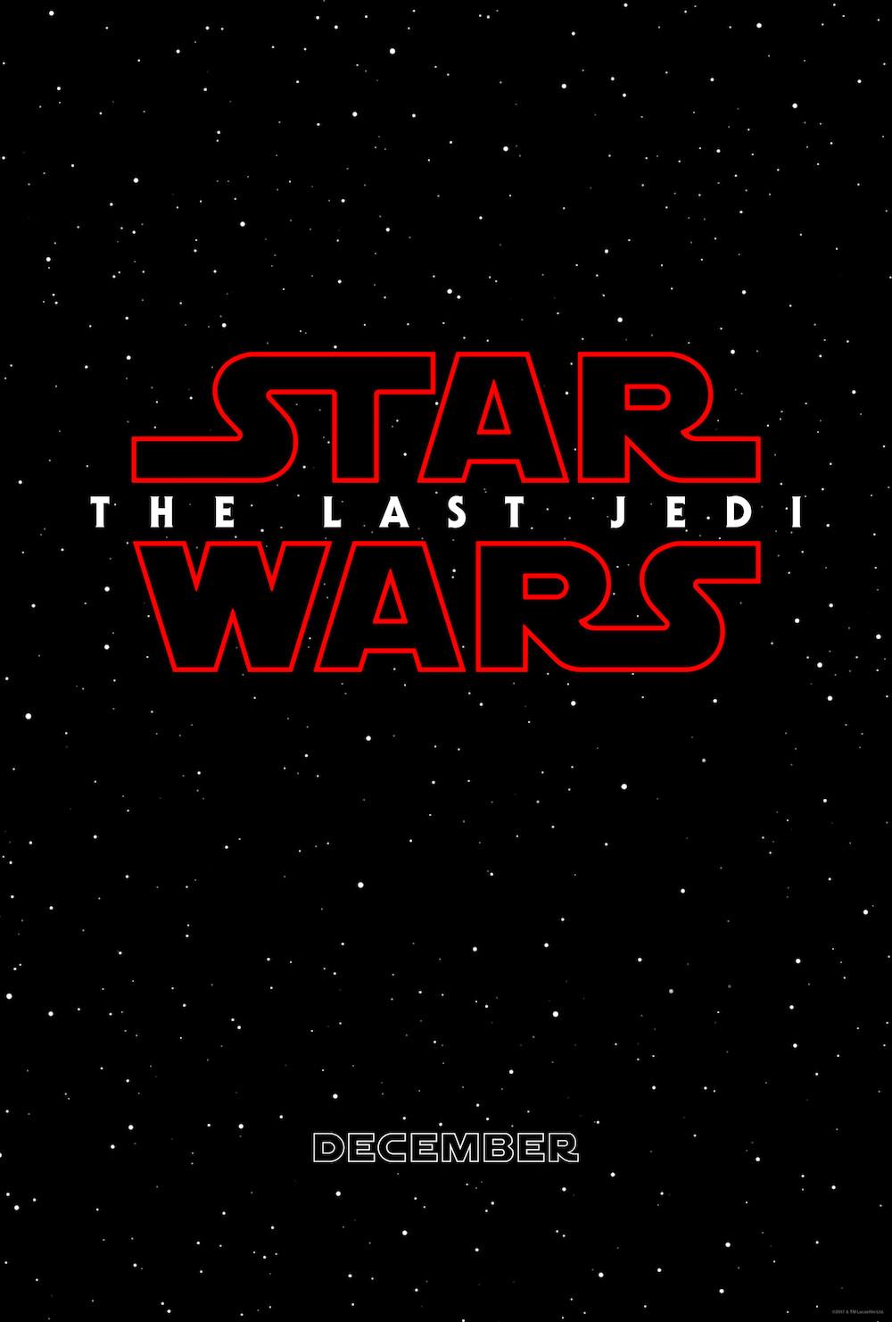 The Last Jedi December