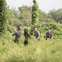 The Walking Dead, primeras imágenes de la 7B