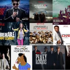 Ronda de renovaciones y noticias en Netflix