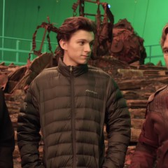 Star-Lord y Spiderman se confirman como personajes de Infinity War