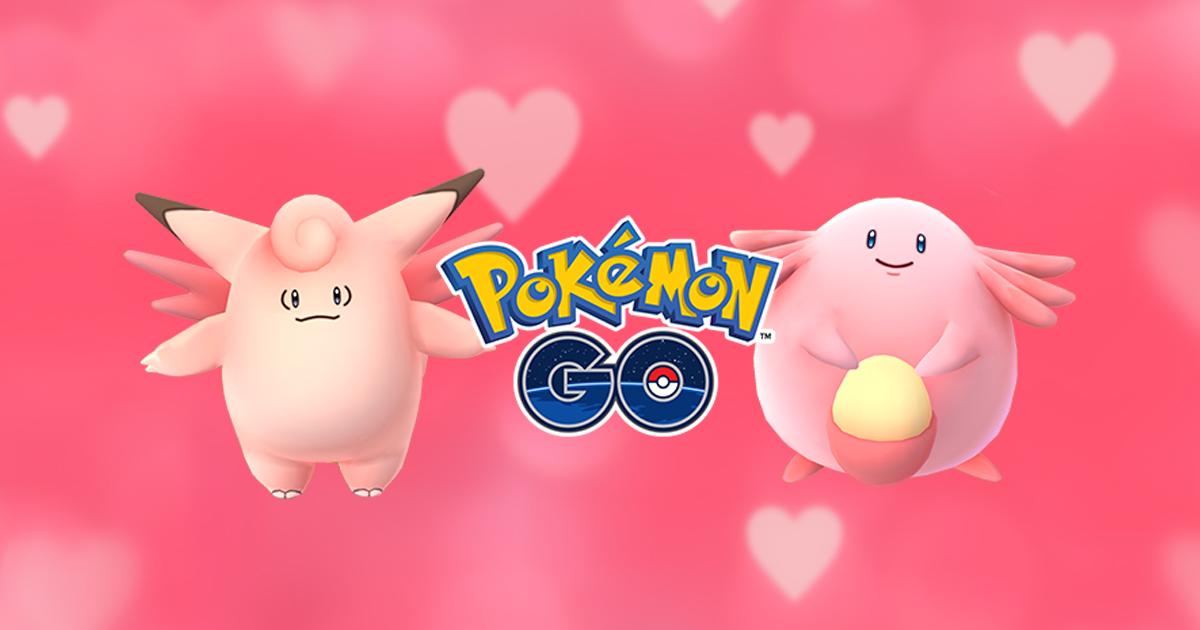 Pokémon Go San Valentin