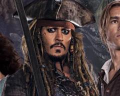 """Piratas del Caribe """"V"""" presenta sus posters internacionales"""