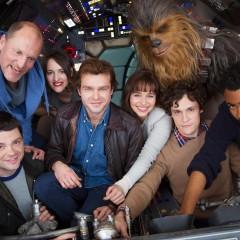 ¡Primera imagen oficial del spin-off de Han Solo!