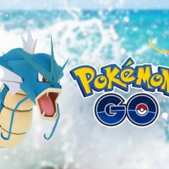 El Festival Acuático de Pokémon Go se celebra estos días