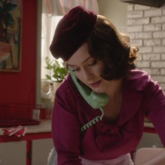 The Marvelous Mrs. Maisel obtiene 2 temporadas en Amazon
