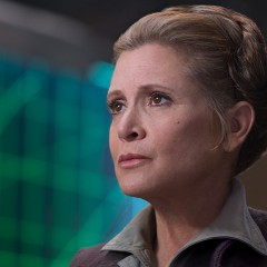 Carrie Fisher no estará finalmente en el Episodio IX