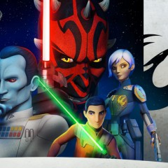 Star Wars Rebels terminará en su cuarta temporada