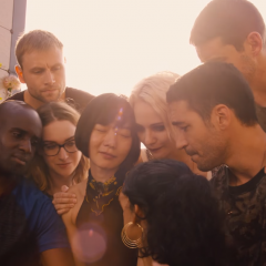 Termina el rodaje de la TV-Movie de Sense8