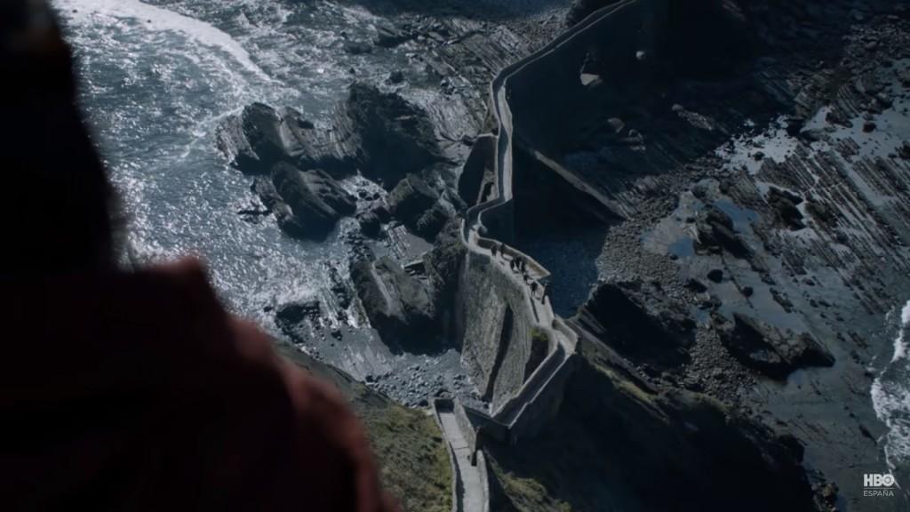 Melisandre Jon Tyrion Rocadragón