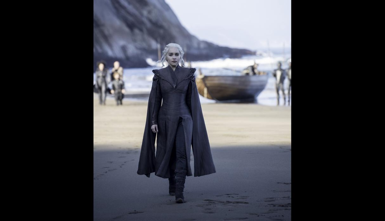 Daenerys Desembarco - Juego de Tronos