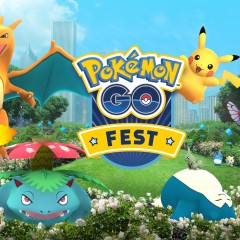 Pokémon Go! celebra su aniversario con un evento especial