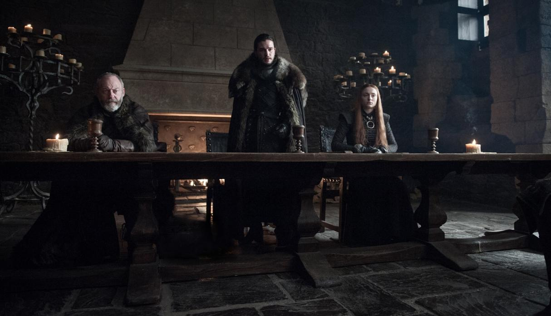 Reyes en el norte - Juego de tronos