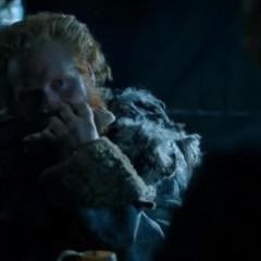 La atracción de Tormund por Brienne fue improvisada en Juego de tronos