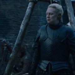Se cortó más flirteo Brienne/Tormund del 7×01 de Juego de tronos